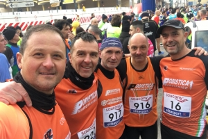 Maratonina S. abate 20.01.2018